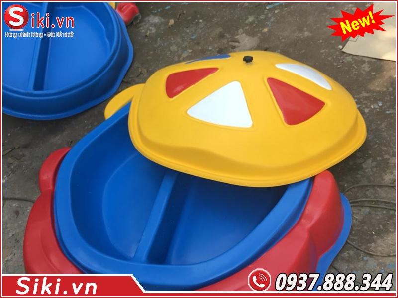 Hướng dẫn sử dụng bể xúc cát trẻ em hiệu quả