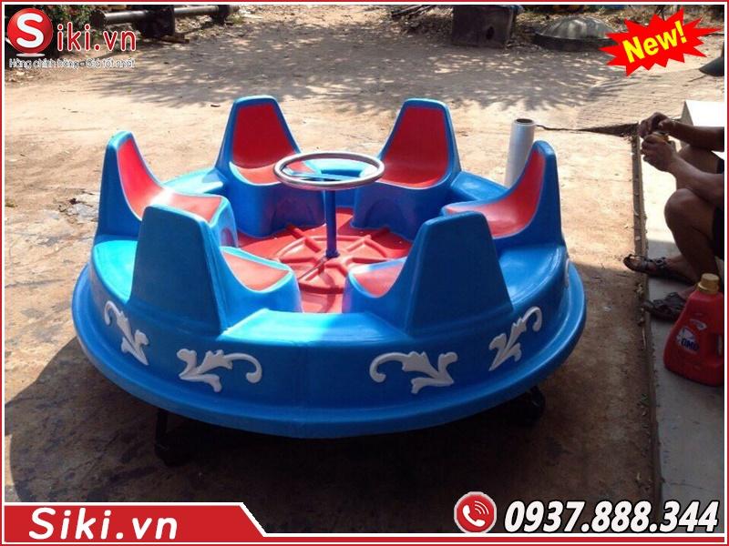 Đu quay dành cho trẻ nhỏ nhất cho bé con chơi chất lượng và an toàn