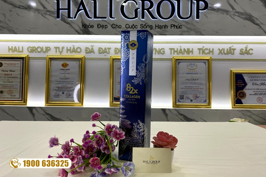 Review về nước uống collagen 82x classic của người sử dụng sau khi dùng sản phẩm