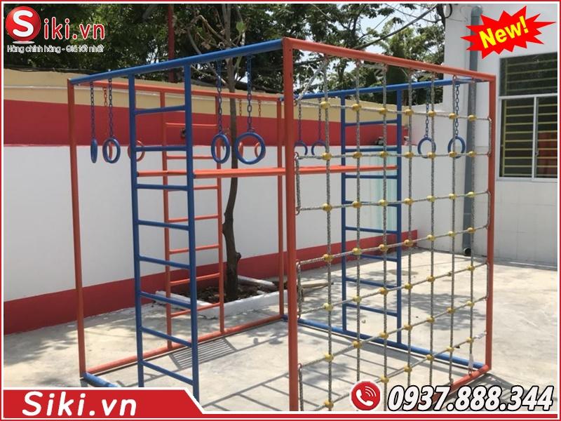 Nơi bán đồ chơi thang leo mầm non giá rẻ tại Sài Gòn