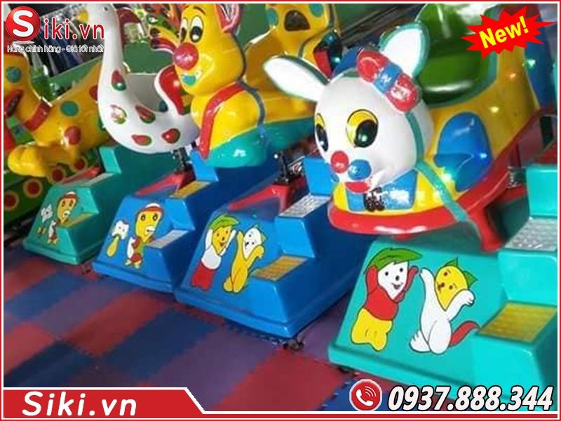 Địa chỉ bán đồ chơi thú nhún mầm non tốt nhất tại Hồ Chí Minh